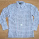 N055 NWOT Mens shirt CLASSIC CASUALS Size M / 15-15½ Permanent press Made in USA