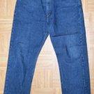 N606 Men's jeans LEVI'S 505 Size W38 Inseam 30 Straight 505-0216