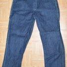 N614 NWOT Men's jeans DICKIES Size 38x32 Carpenter Loose fit