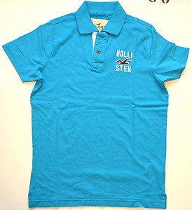 L862 New Men Polo shirt HOLLISTER Size XL MSRP $34.50