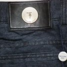 I400 New Women pants Trussardi Jeans Size 31 30x34 Made in Italy