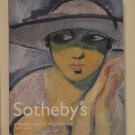 b316 Sotheby's Auction / Impressionist & Modern Art, Day Sale / London 2004