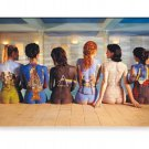 "Pink Floyd Back Art Nudity Girls 2.5"" x 3.5 "" Fridge Flat Magnet"