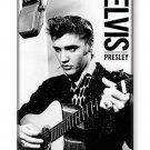 """Elvis Presley Black & White 2.5"""" x 3.5"""" Fridge Flat Magnet #94080"""
