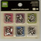 MM Crystal Brad Value Pack Circle Bright #661