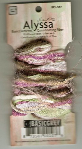 Basic Grey Hang Alyssa Fibers #417