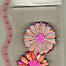 Prima Floral Embellishments Pink #518