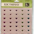 K & Co Small Wonders Rhinestones Brenda Walton #431