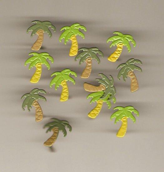 Palm Tree Brads #622