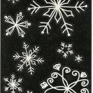 Heidi Swapp Silhouette Images Snowflakes #327