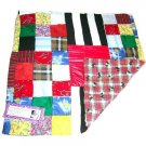 Infant SENSORY QUILT Tactile Blanket Special Needs New