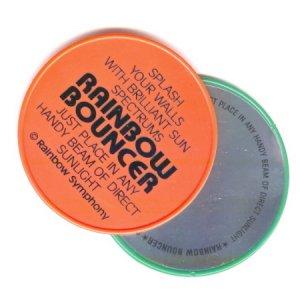 Rainbow Bouncer Sensory Stimulation Science Educational