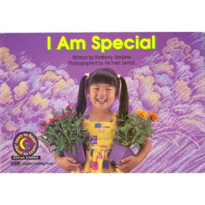 I Am Special, Kimberly Jordano, Reader Social Studies Book