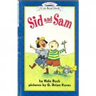 Sid and Sam, N Buck, My First I Can Read Book