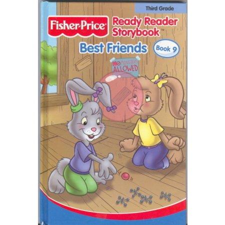 Best Friends Book 9, Fisher Price, Grade 3 Reader
