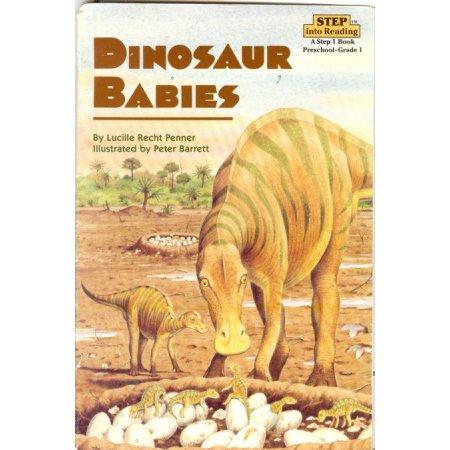 Dinosaur Babies, L R Penner, Reader Preschool-Grade 1  Book
