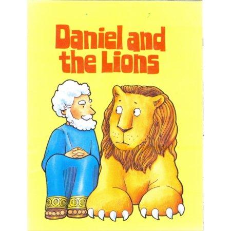 Daniel and the Lions, Heidi Petach Preschool Book , Religious
