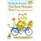 The Best Mistake Ever, Richard Scarry, Reader Grade 1-3