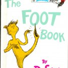 The Foot Book, by Dr. Seus, Reader Reading, Children Pre-K to Grade 1