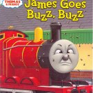 James Goes Buzz, Buzz, Thomas & Friends, Children Reading Reader Book, Step 2 Grades Pre-K-1