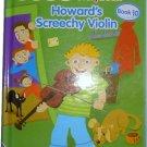 Howard's Screechy Violin,  Book 10, Fisher Price, Grade 3 Reader