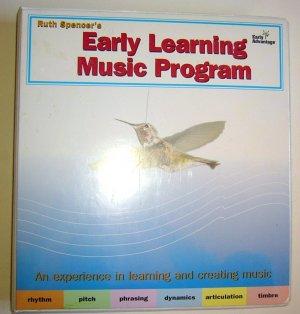 Ruth Spencer's Early Learning Music Program, Complete Program, Music Education, Pre-K-3rd Grade