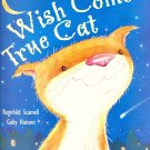 Wish Come True Cat , Ragnhild Scamell & Gaby Hansen, Picture Book, Preschool Values