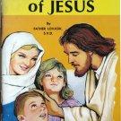 The Teaching of Jesus, Fr. Lovasik, St Joseph Picture Books, Religious Education