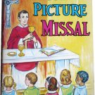 My Picture Missal, Fr. Lovasik, St Joseph Picture Books, Religious Education