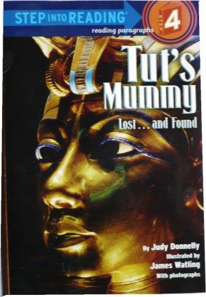Tut's Mummy,Judy Donnelly, Children Reading Reader Book, Step 4 Grades 2-3