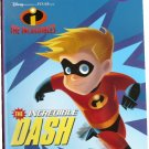 The Incredible Dash, The Incredibles, Children Reading Reader Book, Step 3 Grades 1-3