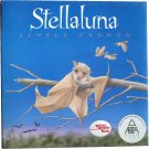 Stellaluna, by Janell Cannon, Picture Book, Hardcover