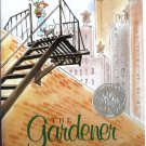 The Gardener, by Sarah Stewart, Caldecott Honor Picture Book Children Softcover