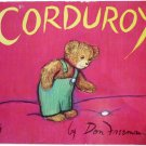 Corduroy, by Don Freeman, Children Softcover Classic