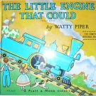 The Little Engine That Could, by Watty Piper, Picture Book, Hardcover