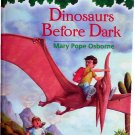 Magic Tree House #1, Dinosaurs Before Dark, Mary Pope Osborne, Childrens Reader, Chapter Book