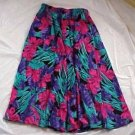 Alfred Dunner Tropical Soft Flare Skirt