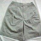 Eddie Bauer Womens Bermuda Walking Shorts Size: 4