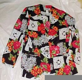 Norton McNaughton Womens Blazer Jacket - Size: 6