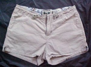 Plugg Short Shorts for Juniors in the Summer - Size: 3