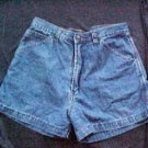 Jordache Faded Demin Ladies Shorts
