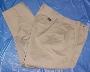 Dockers Classic Fit Khaki Mens Pants Slacks - Size W36 L30