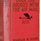 Over the Rockies With the Air Mail