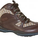 ROCKPORT TRAILVISION HIKER DRK BROWN CHECK #APM3583Y
