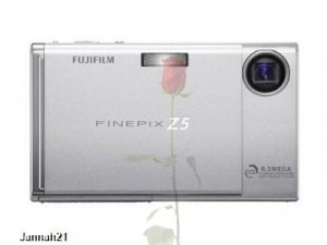 Fujifilm Digital Camera Z5 fd 6.3 Mega Pixel NEW