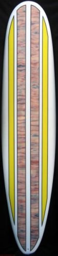 8'8 performance Longboard - used