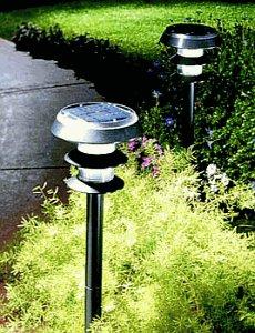 Solar Walkway Light kit