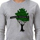 Men's Bangledox Organic L/S T-shirt - XXL
