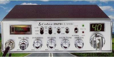Cobra 29 LTD Classic 40-ChannelCB Radio