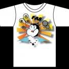 Fall Asleep Sober Penguin Shirt